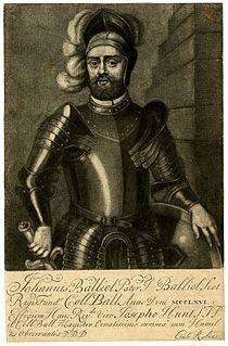 John I de Balliol
