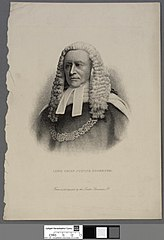 Lord Chief Justice Cockburn