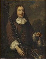 Nicolaas Klopper (1636-81). Reder ter walvisvangst en traankoper te Amsterdam