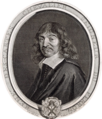 Portrait of René Descartes, bust, three-quarter facing left in an oval border, (white background removed).png