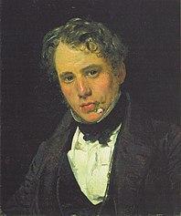 Portrait of the Painter Wilhelm Marstrand