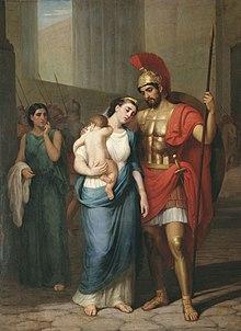 троянская война и ее герои краткое содержание для детей - фото 11