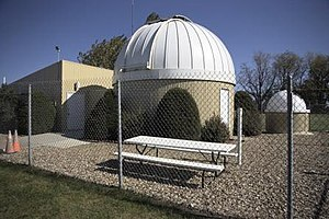 Louisburg, Kansas - Powell Observatory (2008)