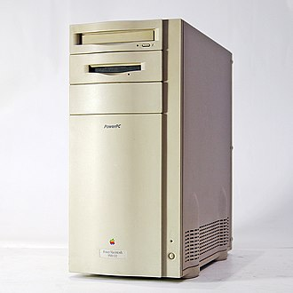 Power Macintosh 9500 - A Power Macintosh 9500/132