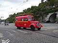 Průvod tramvají 2015, 27 - trolejová věž Praga RN.jpg