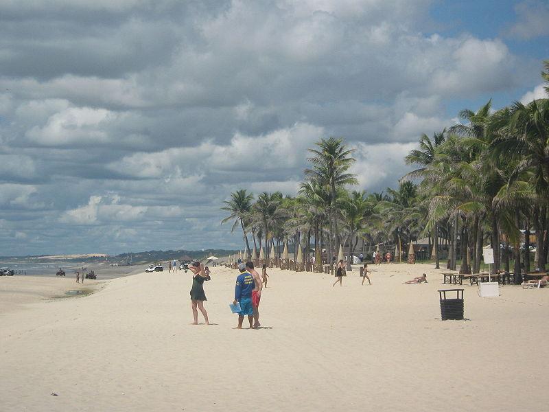 Praias de Fortaleza Beach Park