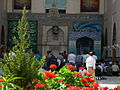 Prayers of Noon - Grand Mosque of Nishapur -September 27 2013 12.JPG