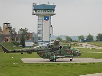 Slovak Armed Forces - A Mi-17 n.0847 of the Slovak Air Force
