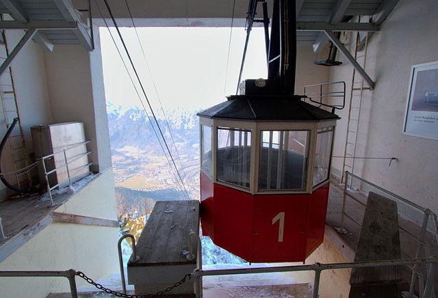 Predigtstuhl Cable Car