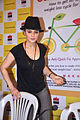 Preity Zinta launches Pooja Makhija's book 'eat. delete.' 06.jpg