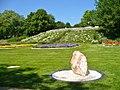 Prenzlau LaGa 2013 - Blumenbeeten und Zierstein (Flower Beds and Ornamental Stone) - geo.hlipp.de - 37495.jpg