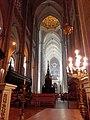 Presbiterio, Ábside y Nave Central - Catedral de La Plata.jpg