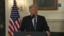 קובץ:President Trump Gives Remarks.webm