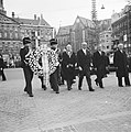 President van Argentinie in Nederland (kranslegging), Bestanddeelnr 911-3851.jpg