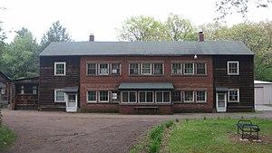 Butler Township, Butler County, Pennsylvania - Building at Preston Park, formerly Preston Laboratories, in Butler Township
