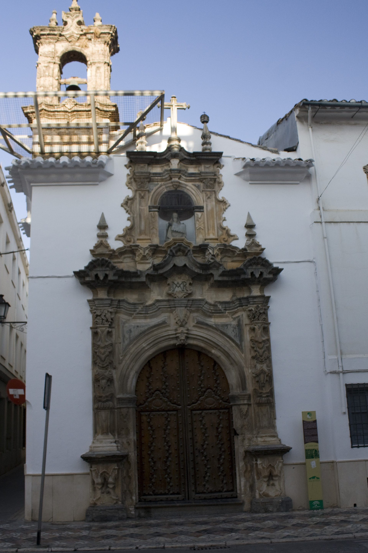 Iglesia de nuestra se ora de las angustias priego de for Muebles andalucia cordoba