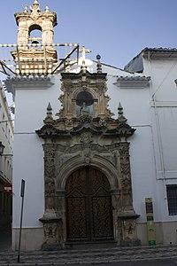 Priego de Córdoba-Iglesia de Nuestra Señora de las Angustias-20110918.jpg