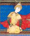 Prince Bahram I (The Shahnama of Shah Tahmasp).png