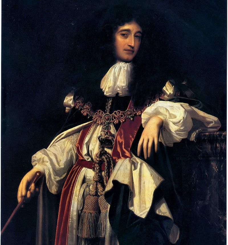 Prince Rupert by Simon Verelst