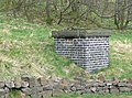 Probable mine shaft, A616 - geograph.org.uk - 1258692.jpg