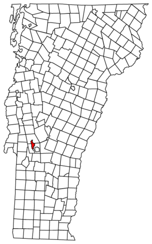 Proctor, Vermont - Image: Proctor vt highlight