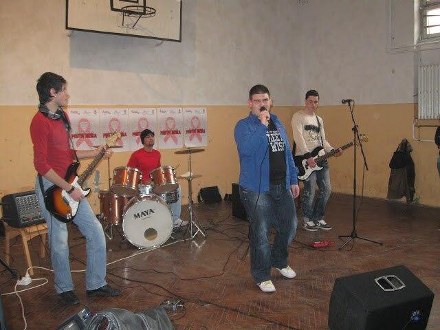 Prva tehnicka skola Milutin Milankovic - Proslava