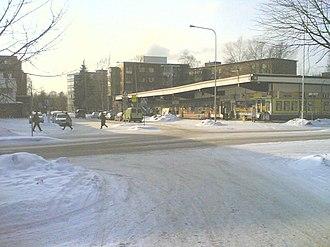 Pukinmäki - Image: Pukinmäki Helsinki 1