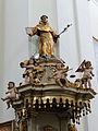 Pulpit of Saint Francis church in Warsaw - 05.jpg
