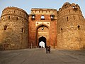 Purana Qila, Delhi - Entrance gate.jpg
