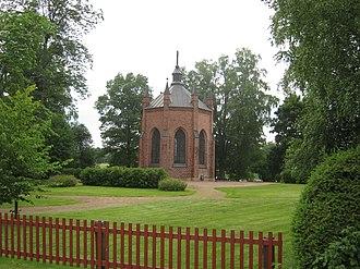 Teljä - Surroundings of the St. Henry's Chapel, assumed location of Teljä.