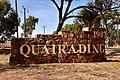 Quairading welcome sign, 2018 (01).jpg