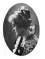 Queensland State Archives 2819 Portrait of the novelist Rosa Praed c 1890.png