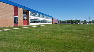 R. D. Parker Collegiate Public high school in Thompson, Manitoba, Canada