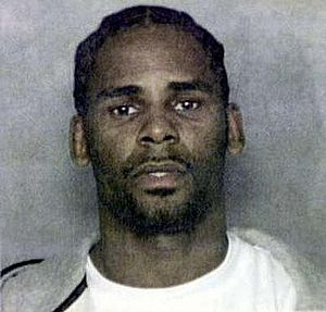 R. Kelly - Kelly's Miami booking photo