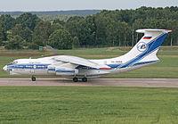 RA-76950 - IL76 - Volga-Dnepr Airlines
