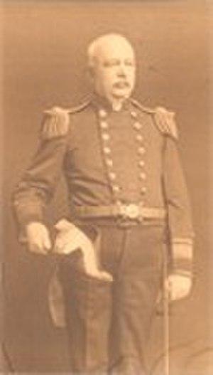 Philip H. Cooper - Rear Admiral Philip H. Cooper
