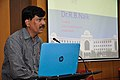 RB Naik - Individual Presentation - VMPME Workshop - Science City - Kolkata 2015-07-17 9635.JPG