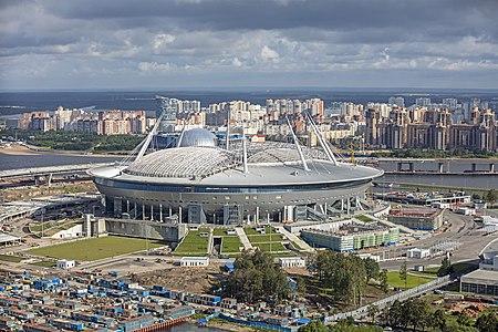 Krestovsky Stadium, Saint Petersburg