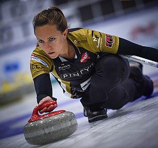 Rachel Homan Canadian curler