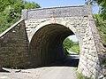 Railway arch on quarry line - geograph.org.uk - 440604.jpg