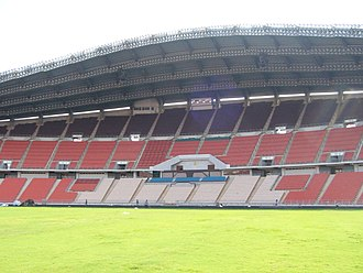 Rajamangala Stadium - Image: Raj 02
