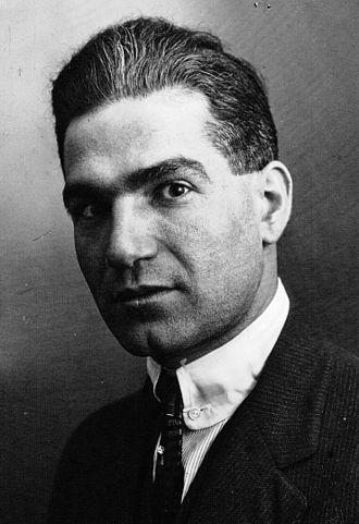 Ralph DePalma - DePalma in 1912