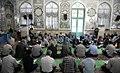 Ramadan 1439 AH, Qur'an reading at Imamzadeh Abdullah Shrine, Gorgan - 20 May 2018 17.jpg