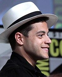 Malek At The  San Diego Comic Con International