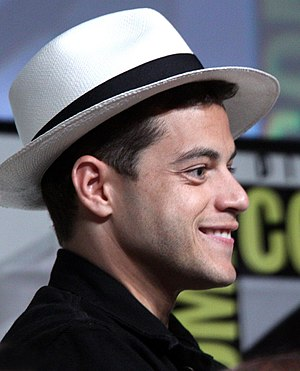 Rami Malek - Malek at the 2012 San Diego Comic-Con International