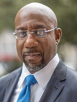 Raphael Warnock for Senate (cropped)