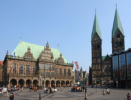 Bremer Rathaus - Wikiwand on