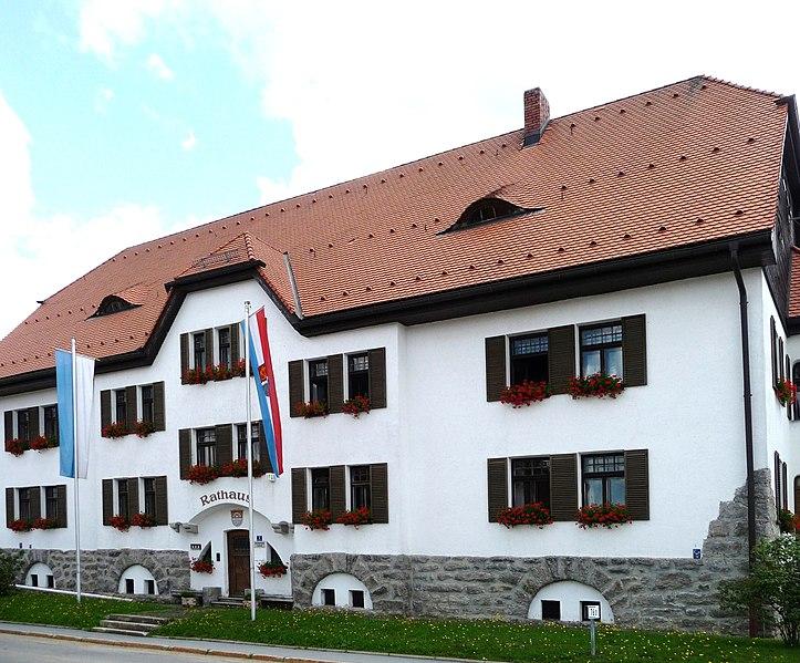 Radnice Haidmühle