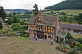 Rear of Stokesay Castle gatehouse 2006.jpg