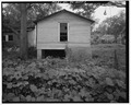 Rear side view of 304 East Jefferson Street - 304 East Jefferson Street (House), Sumter, Sumter County, GA HABS GA,131-AMER,9-4.tif